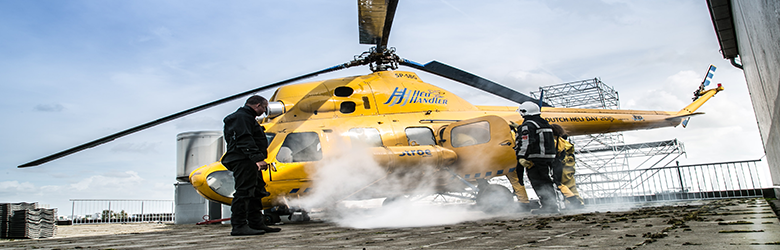 Helicopter OPITO en NOGEPA