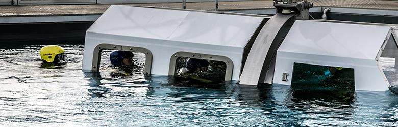 NOGEPA 0.5 Basic Offshore Safety training