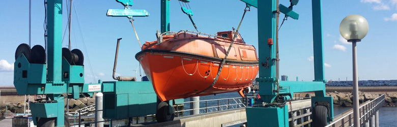 STCW Proficiency in Survival Craft and Rescue Boats, other than Fast Rescue Boats