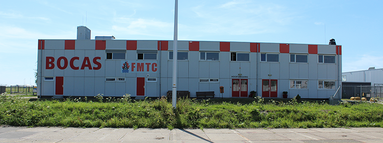 Training location FMTC Schiphol Amsterdam