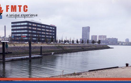 FMTC nieuwe locatie - FMTC Rotterdam - New location FMTC